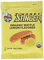 Lemon Honey Stinger Waffles
