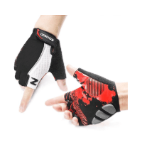 Zookki Cycling (Half Finger) Gloves