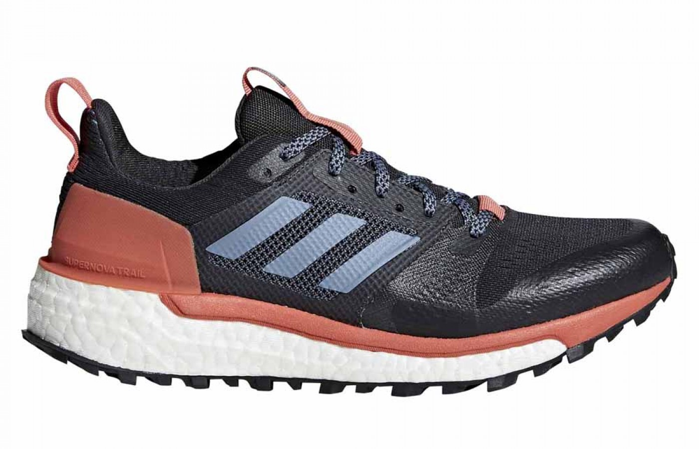 Adidas Supernova Trail left to right