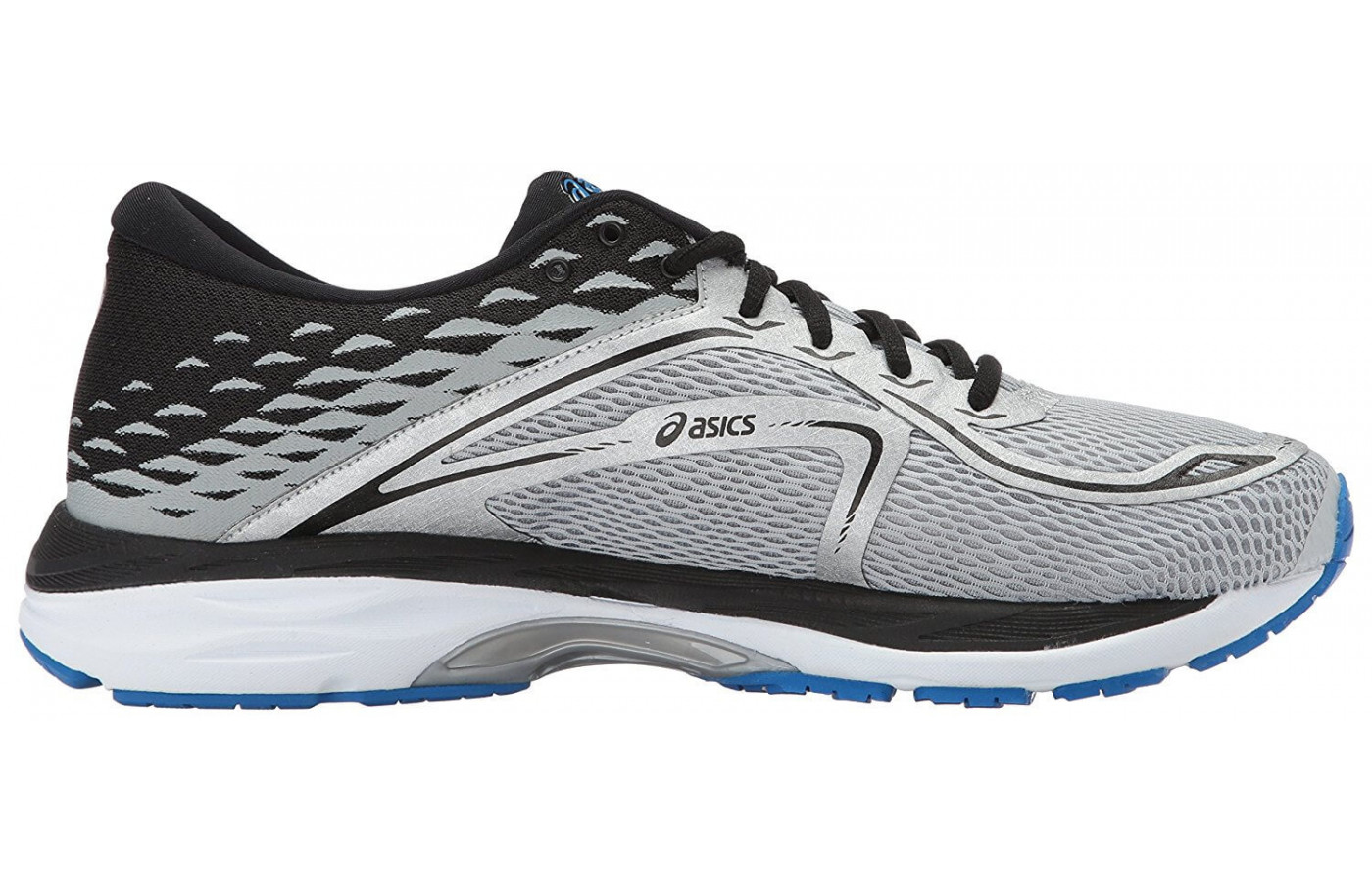 the Fluidride midsole is both lightweight and cushioned.