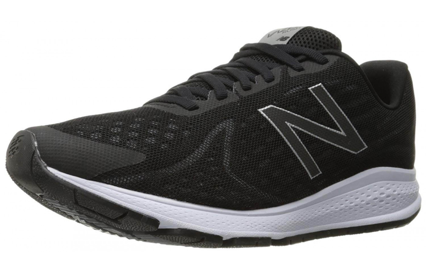 An angled view of the New Balance Vazee Rush v2.