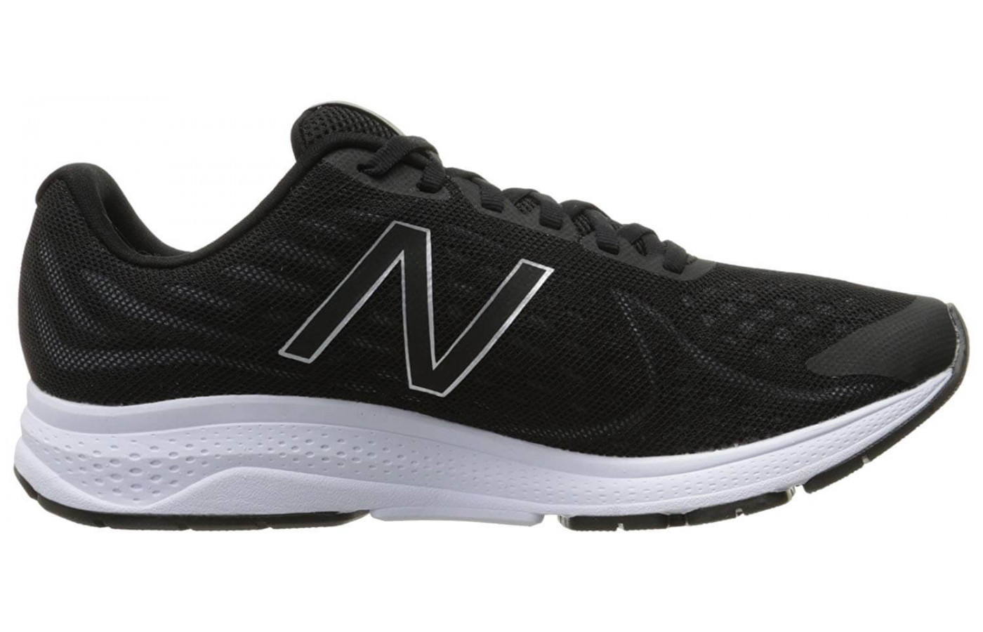 The lateral side of the New Balance Vazee Rush v2.