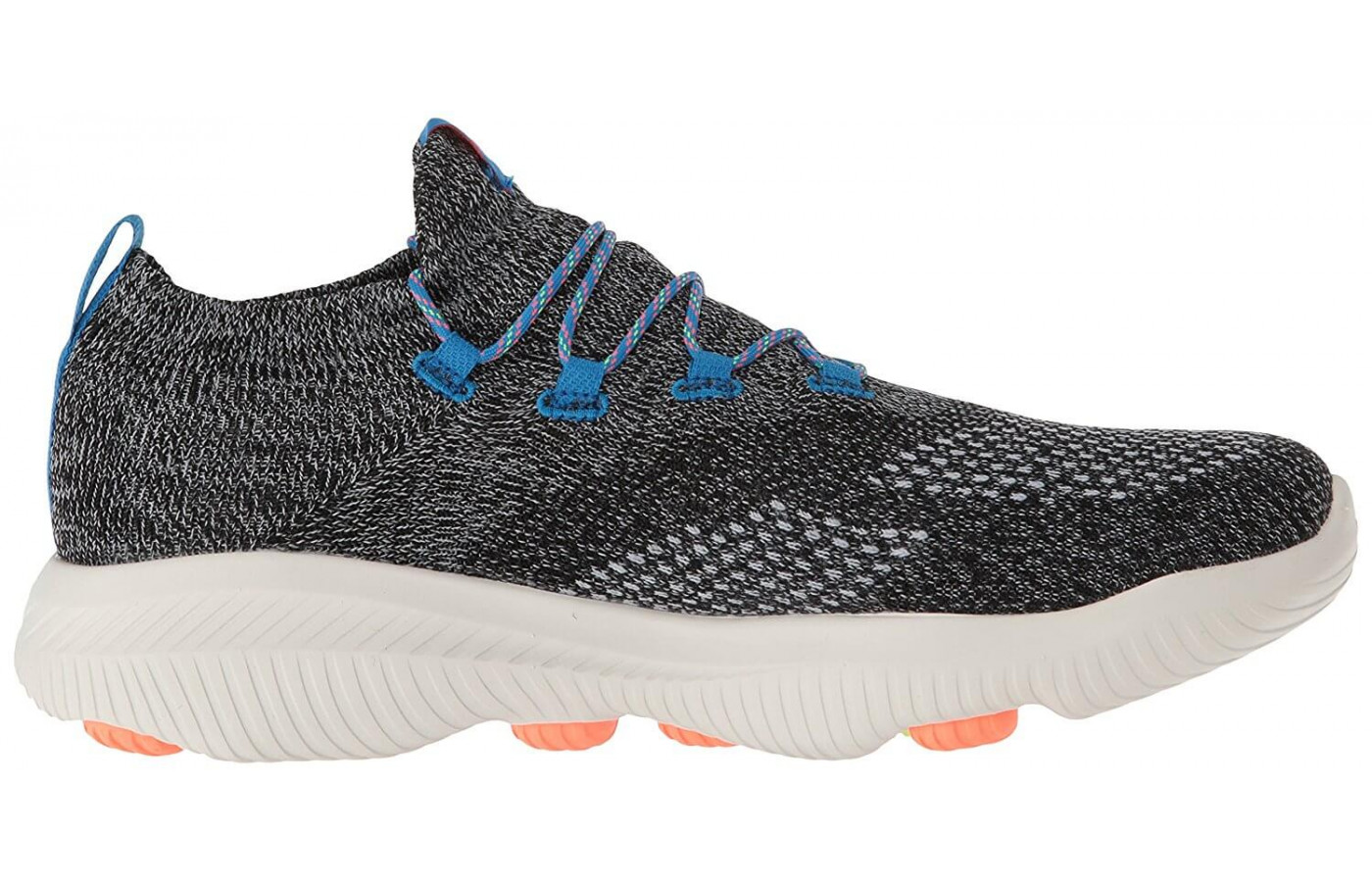 A side view of the Skechers GoWalk Revolution Ultra.