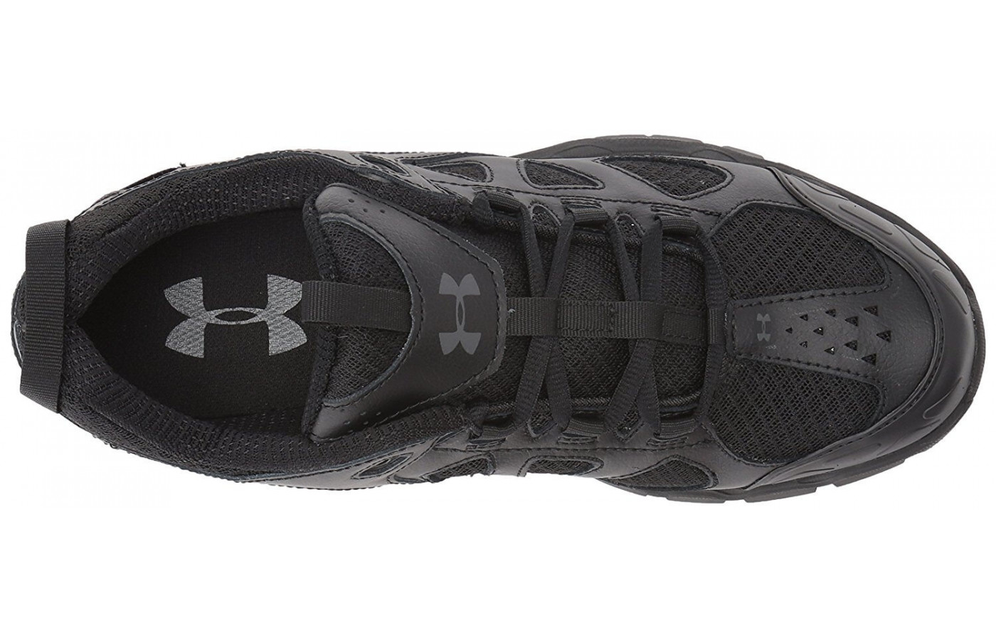 A top view of the Under Armour Mirage 3.0.