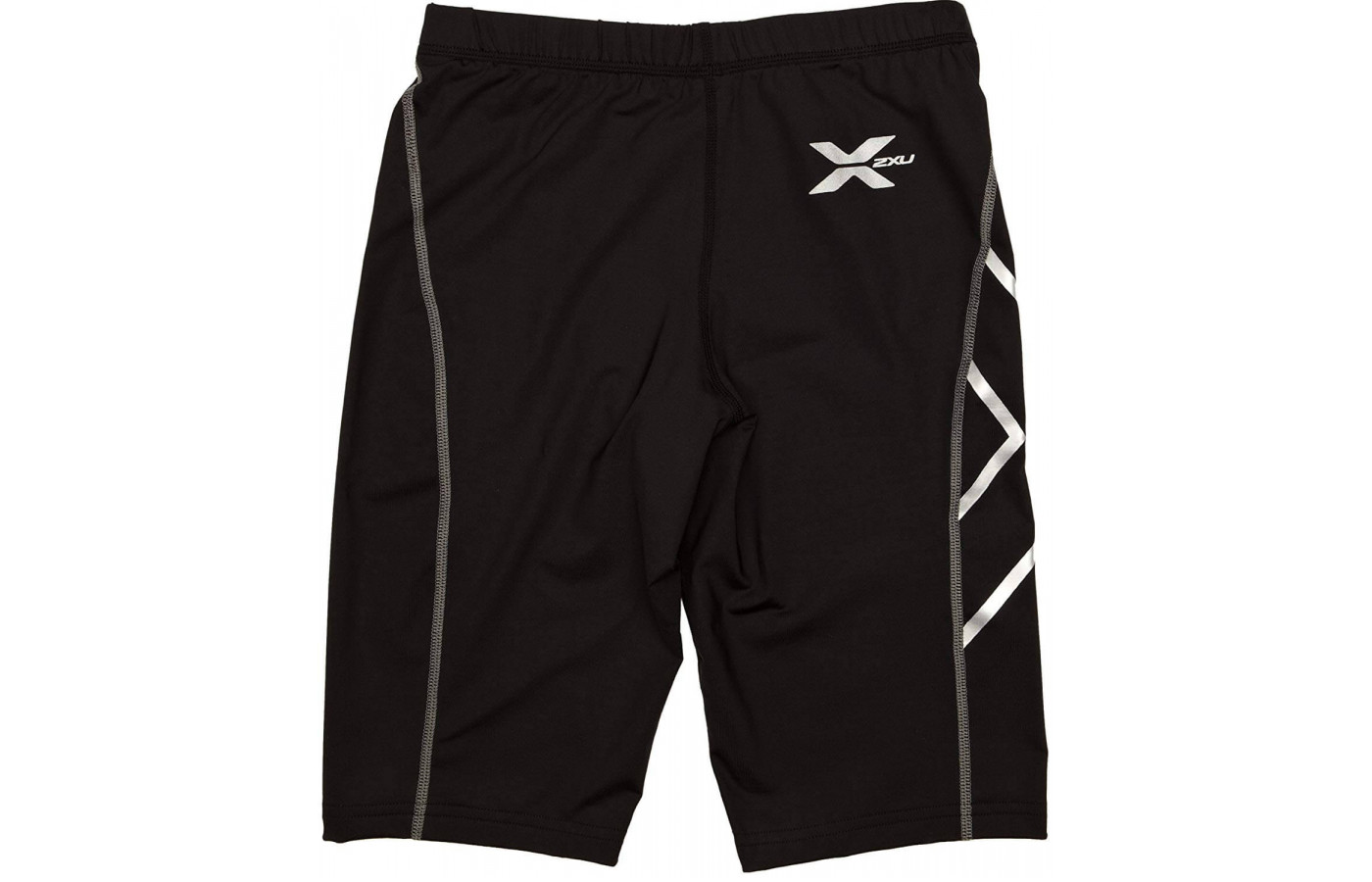 The 2XU Compression Shorts are made from a combination of nylon and elastane.