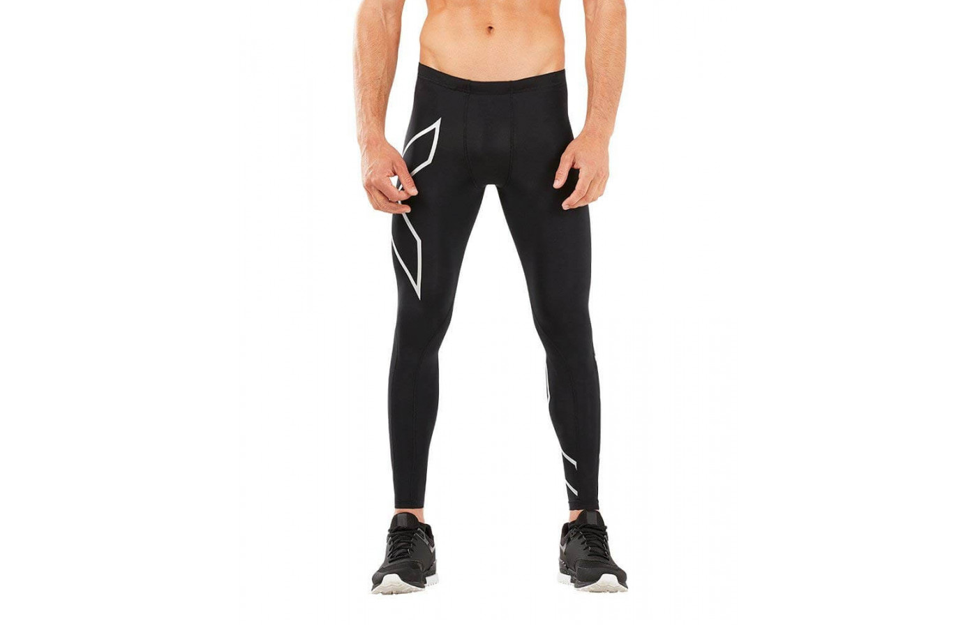 2XU Compression Tights can wick away moisture and improve blood flow.