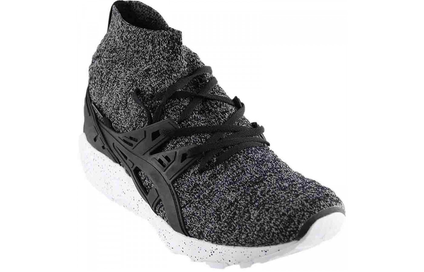 fb597854f262 The Asics Gel Kayano Trainer Knit MT offers a sock-like fit ...