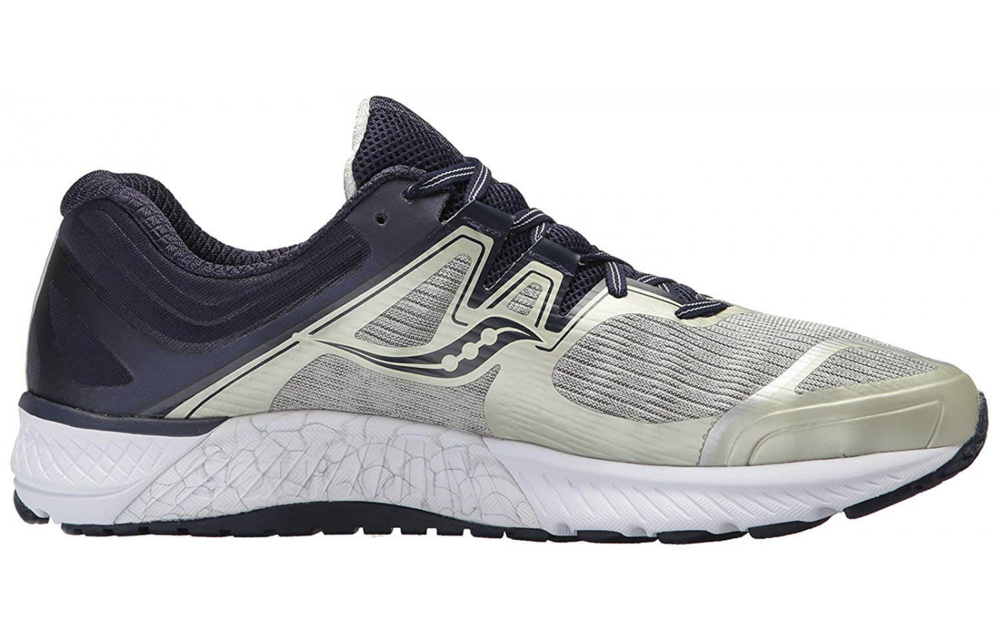 The Saucony Guide ISO provides stability and cushioning
