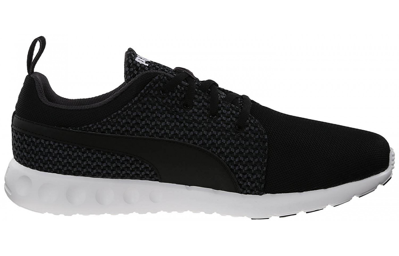 The Puma Carson Runner Knit is lightweight