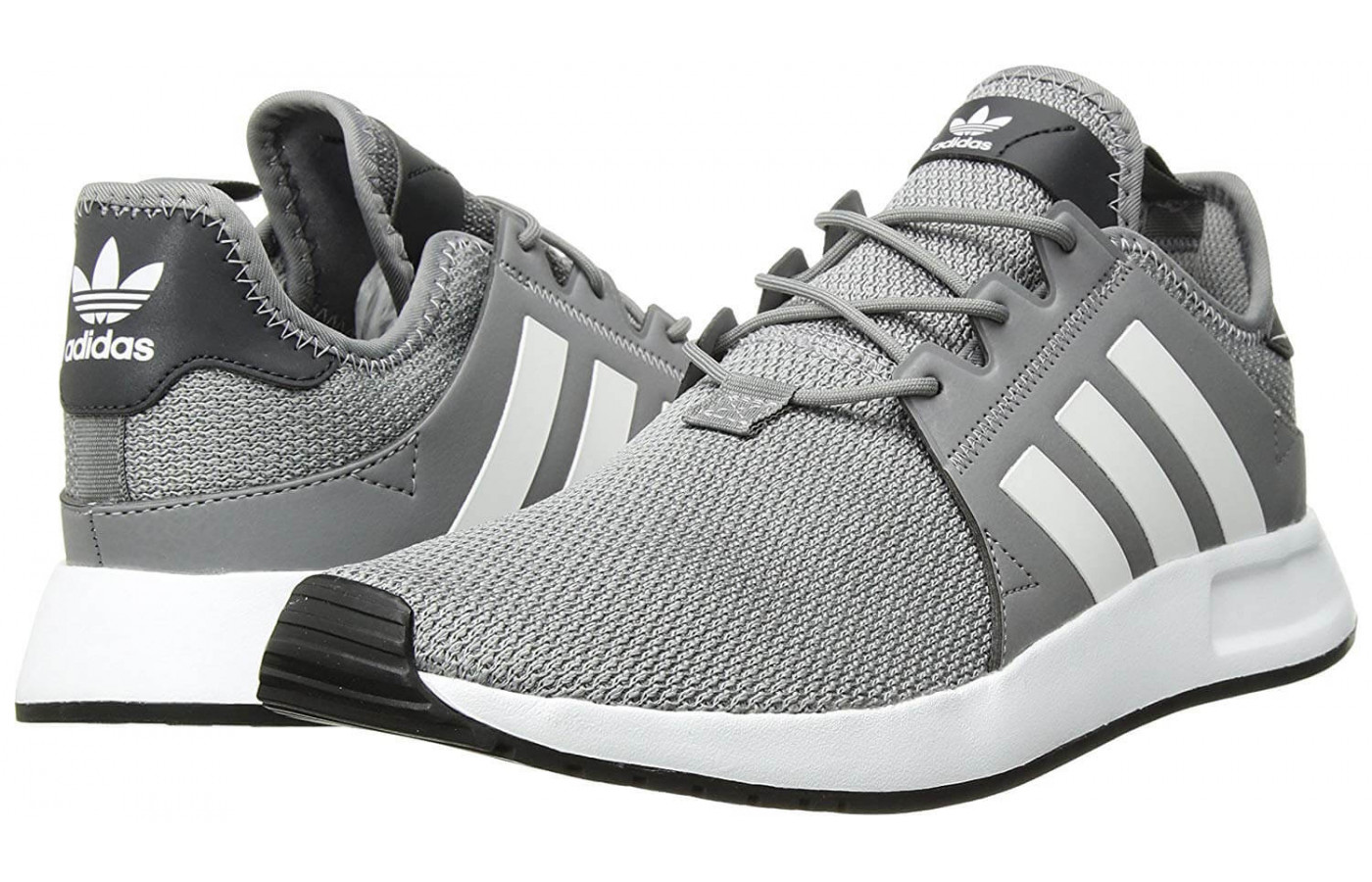 The Adidas X_PLR has a comfortable ortholite sicklier