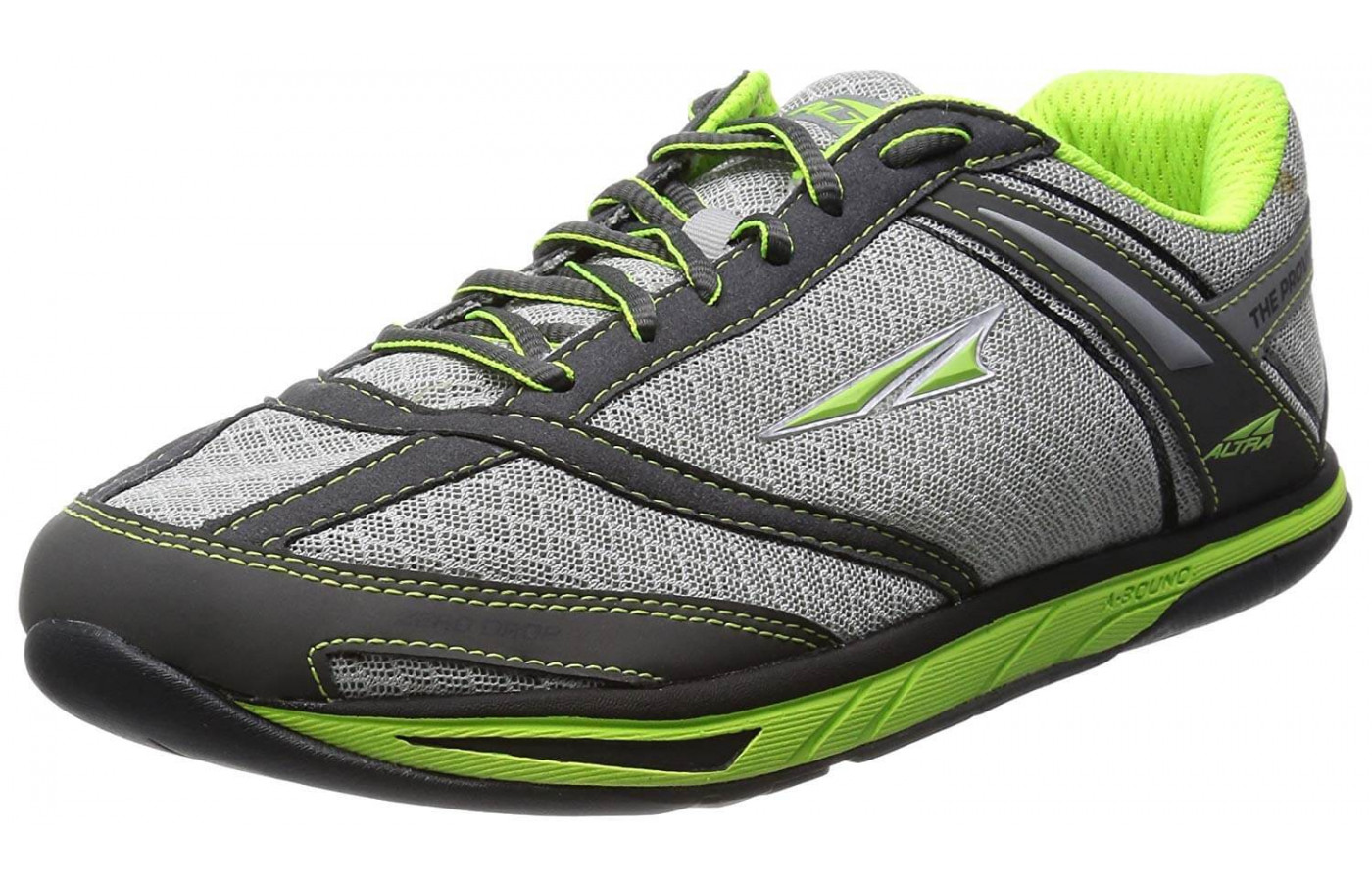 The Altra Provision provides ample stability features