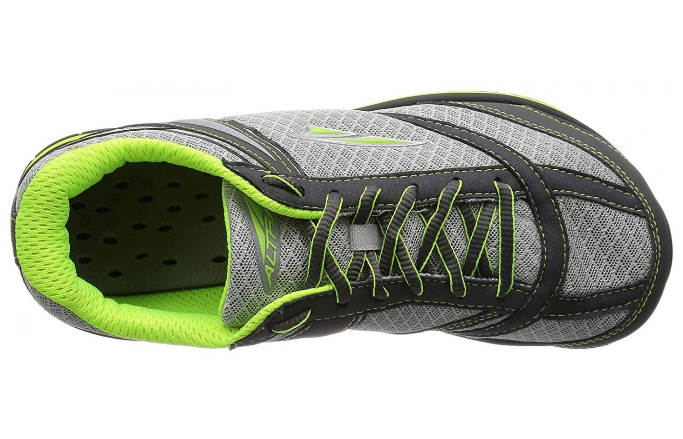 The Altra Provision has a breathable mesh upper