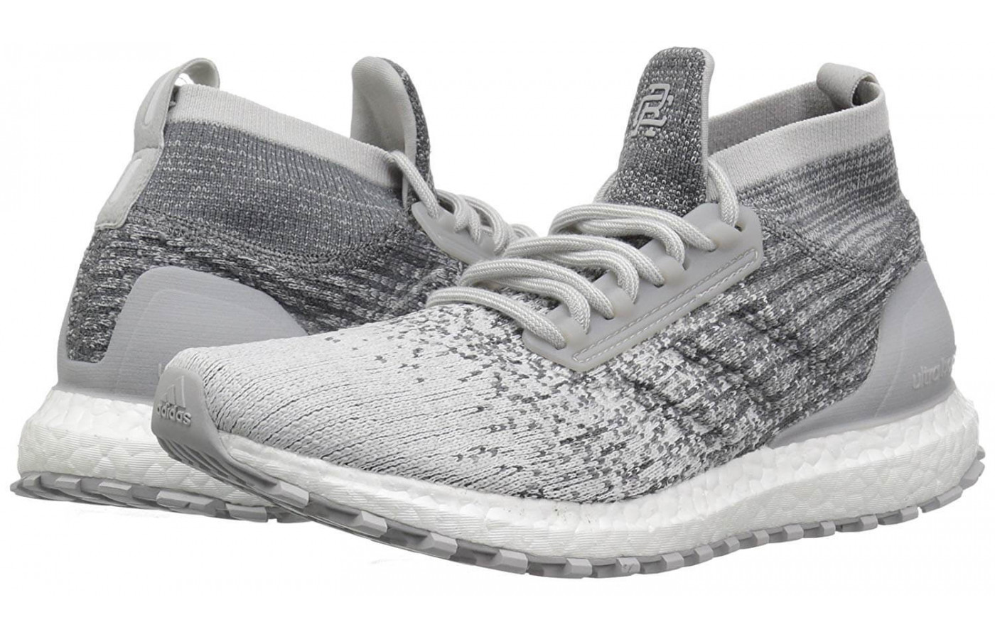 The Adidas X Reigning Champ Ultraboost are fashionable
