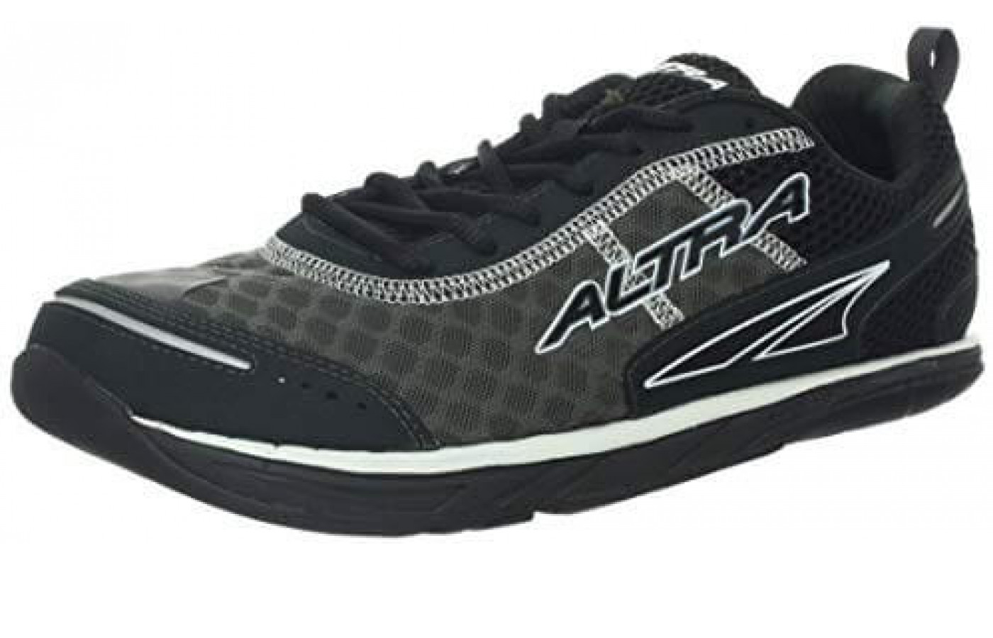 The Altra Instinct 1.5 features an EVA midsole with an A-Bound top layer