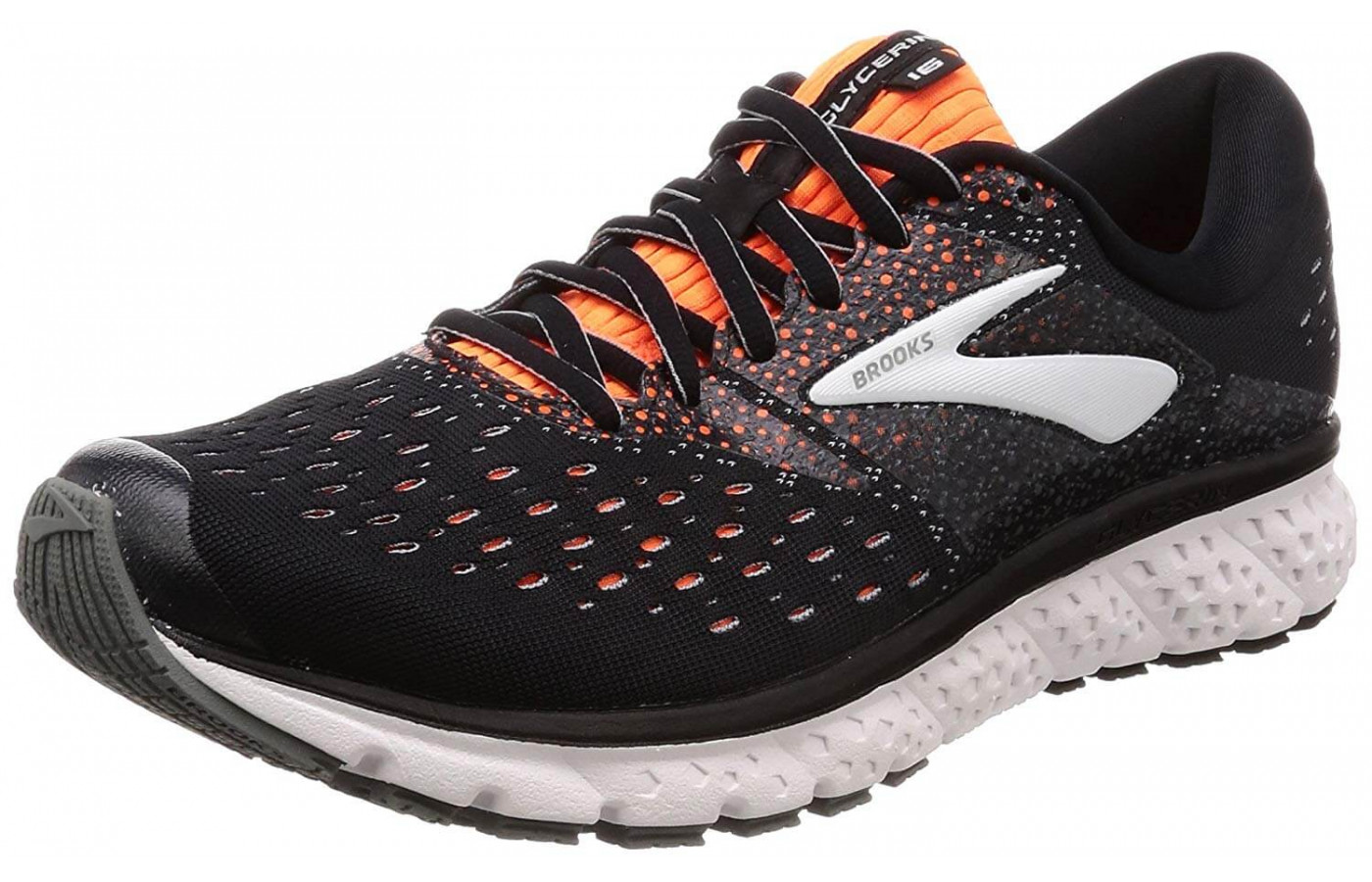 ee198166f5b The Brooks Glycerin 16 features an IDEAL pressure zone midsole design ...