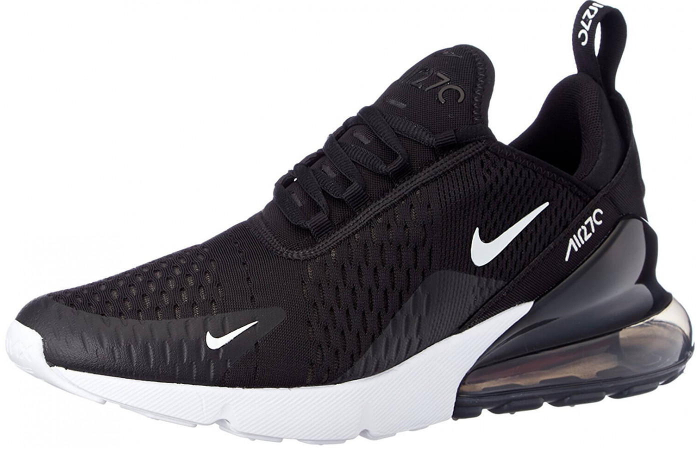 8e923b96d8701 Nike Air Max 270. Mesh upper and 270 degrees of Air ...