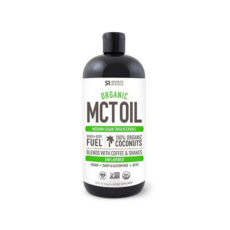 Sports Research mct oil reviews