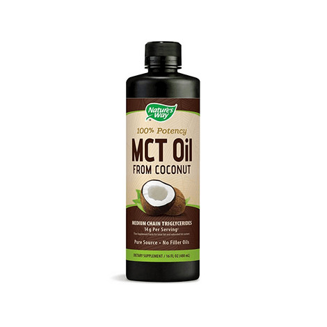 Nature's Way mct oil reviewed