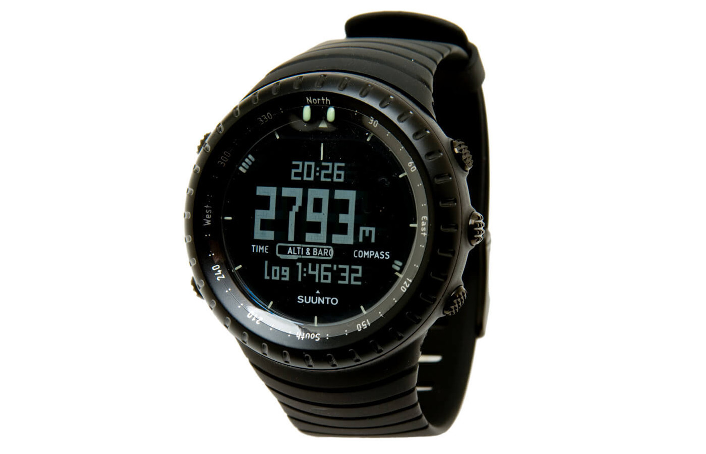 Suunto Core Log