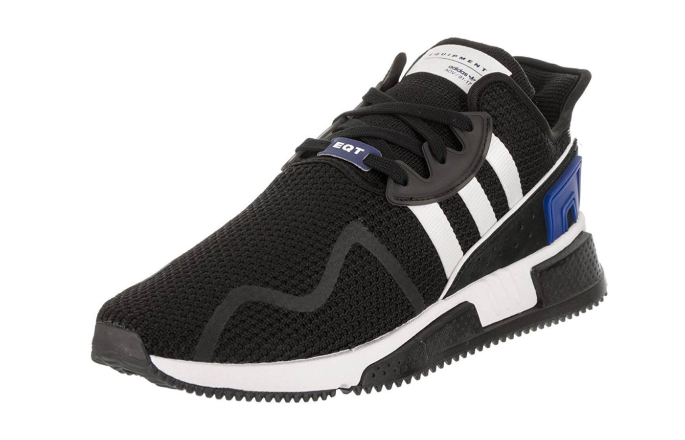 pretty nice 96c7d 57ac1 An angled view of the Adidas EQT Cushion ADV.