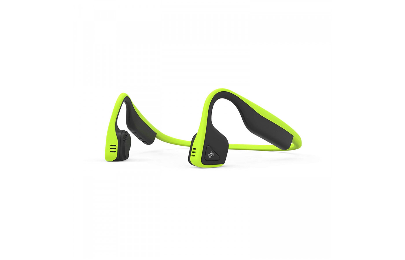 The Aftershokz Trekz Titanium uses bone conduction technology.