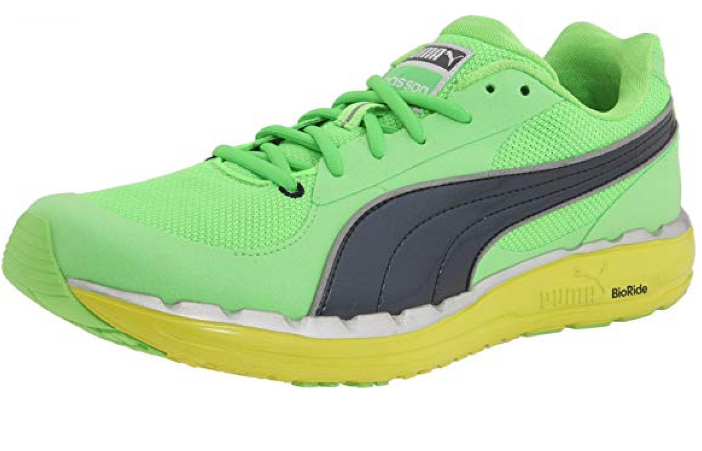 The fast stylish shoe is great for speed work and shorter races.