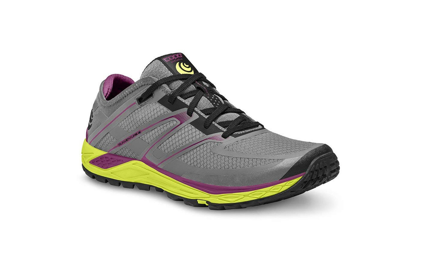 The Runventure 2 features Abrasion Resistant Mesh