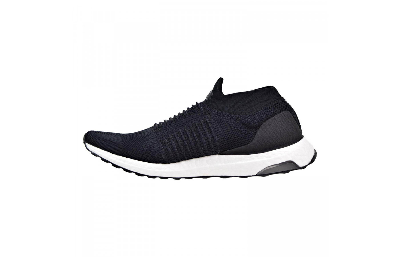 low priced dd2ba ee273 The Ultra Boost Laceless Features a heel counter for a better fit.