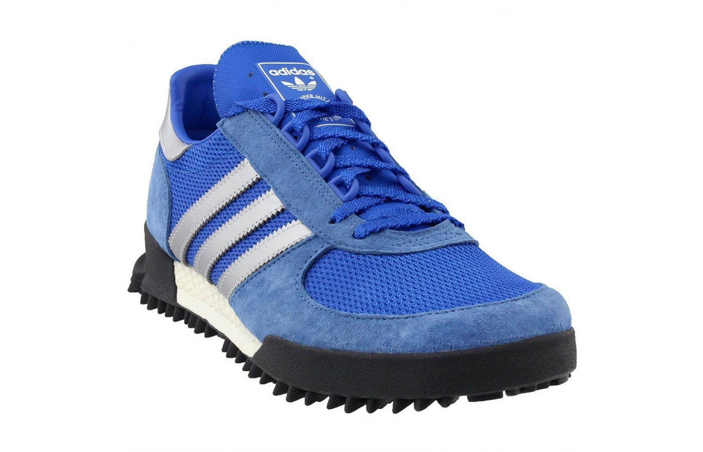 Adidas Marathon TR comes in royal blue and base green
