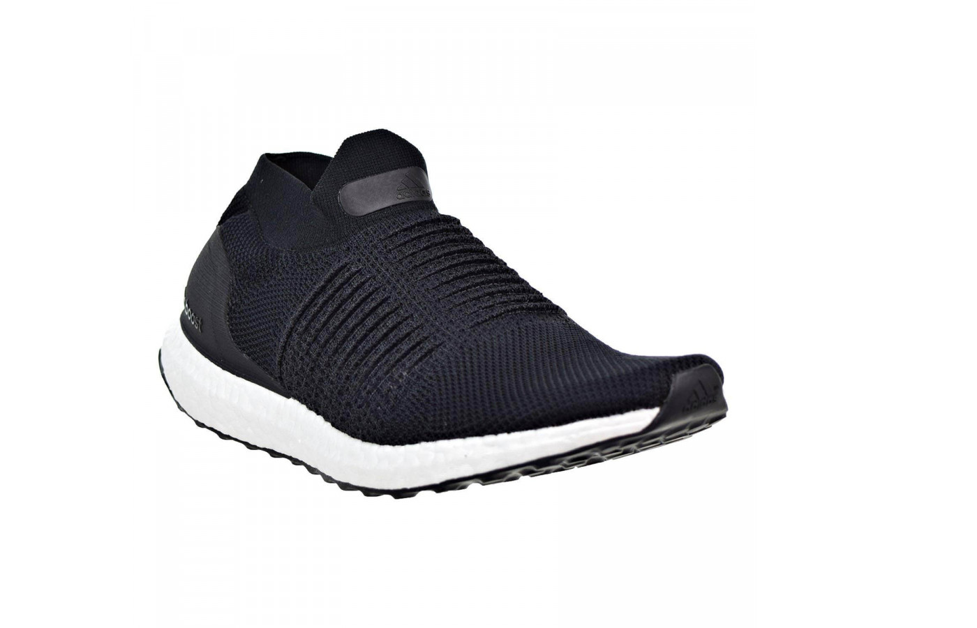The Adidas Ultra Boost Laceless comes in very few colors.