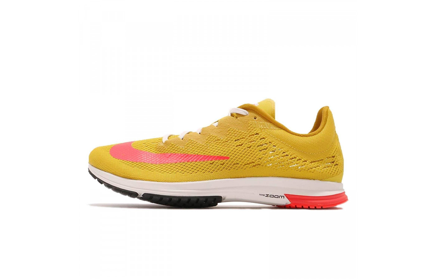 The Air Zoom Streak LT 4 is constructed with a Flymesh upper