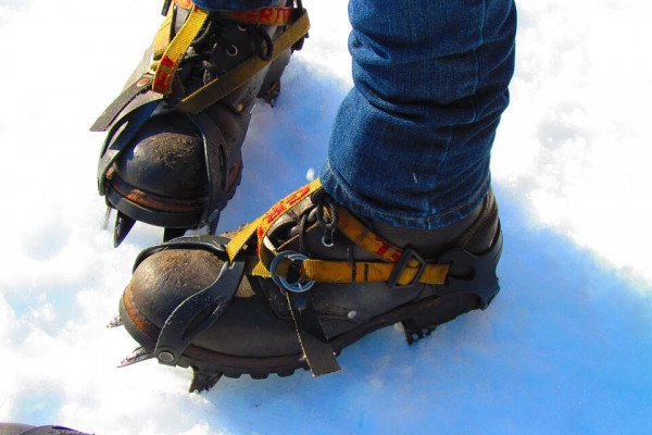 An in-depth review of the best ice cleats and grippers