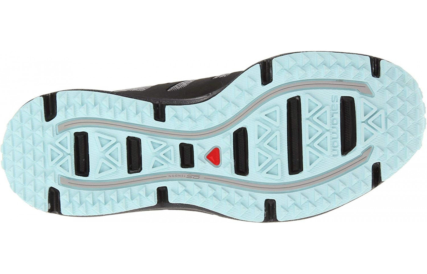 The Kalalau's non-marking Contagrip rubber outsole gives durable traction