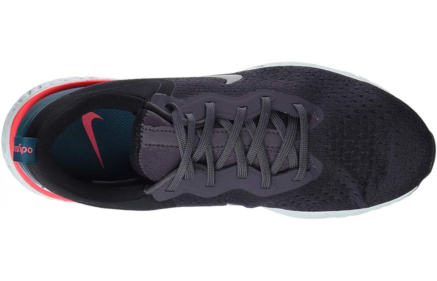 The Odyssey React's neoprene tongue reduces irritation