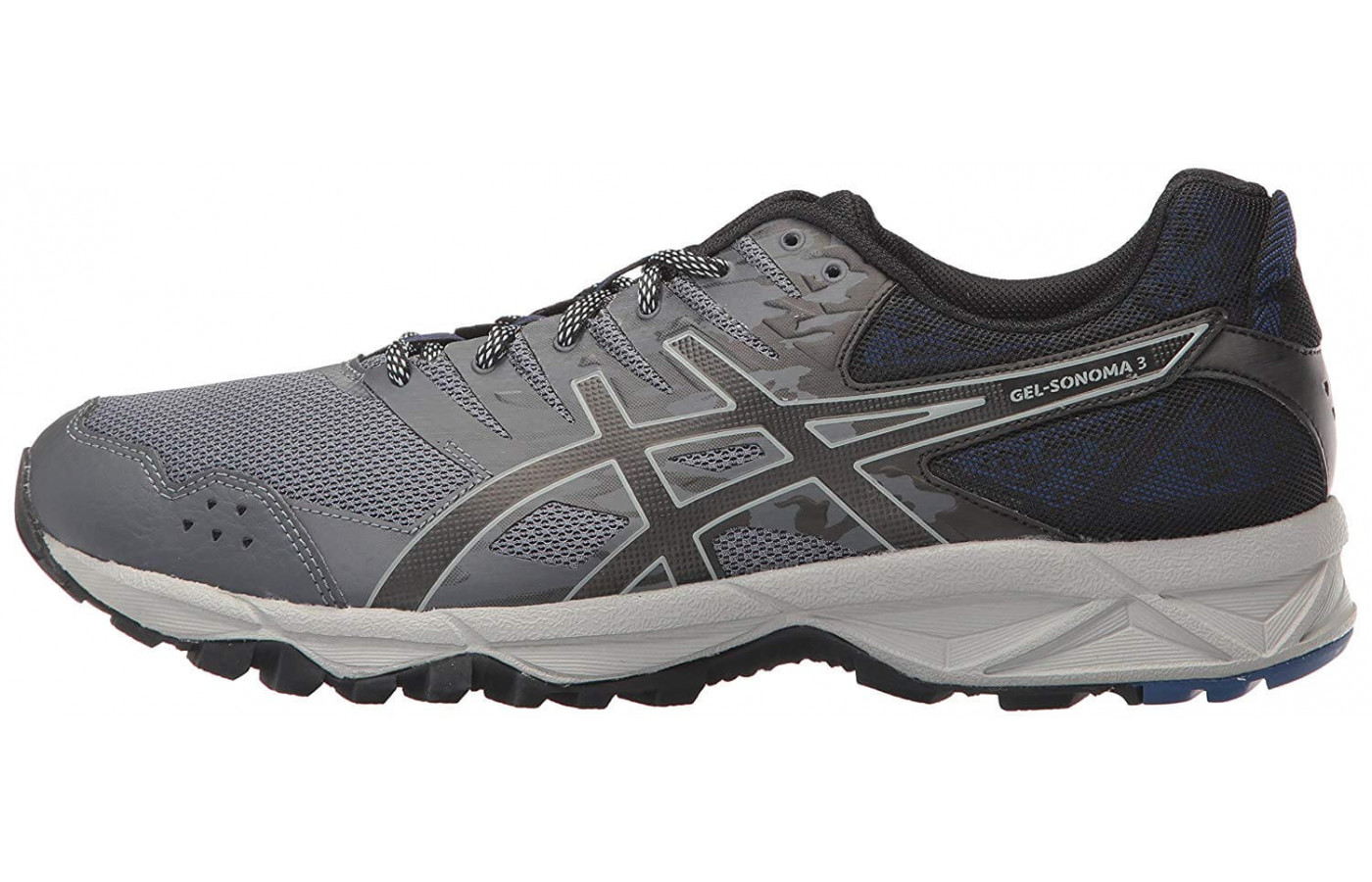 The ASICS GEL-Sonoma 3 side view