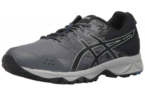 In depth review of the Asics Gel Sonoma 3