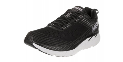 The Hoka One One 5 proves to be a very cushiony yet durable running shoe