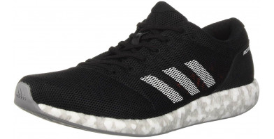 The Adidas Adizero Sub 2 ranks high in flexibility and breathable comfort.
