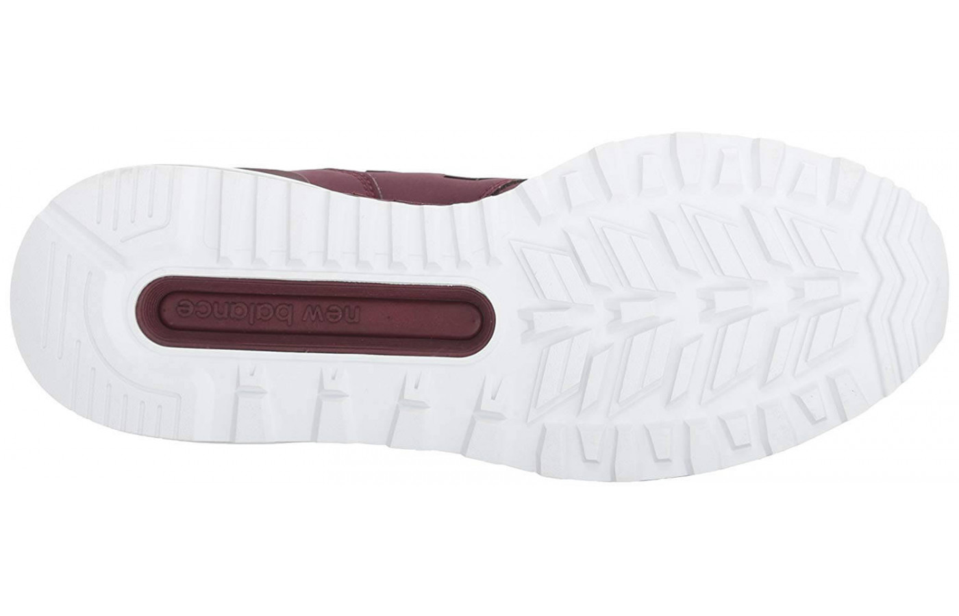 The 574 Sport's rubber outsole provides a strong grip on everyday surfaces