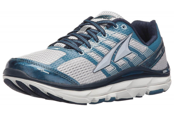 The Altra Provision 3.5 is a corrective road running shoe for overpronators.