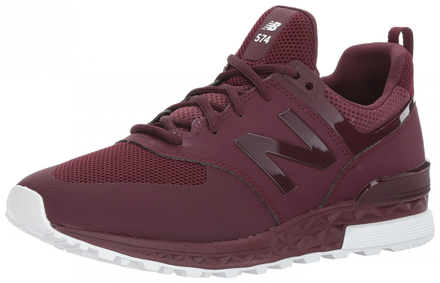 c68e15b7ad287 New Balance 574 Sport. The 574 Sport is available in a wide range of color  options for men and women ...
