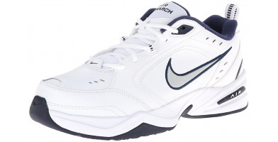 Nike Air Monarch IV Has Great Cushioning  Polished Floors and Pavement