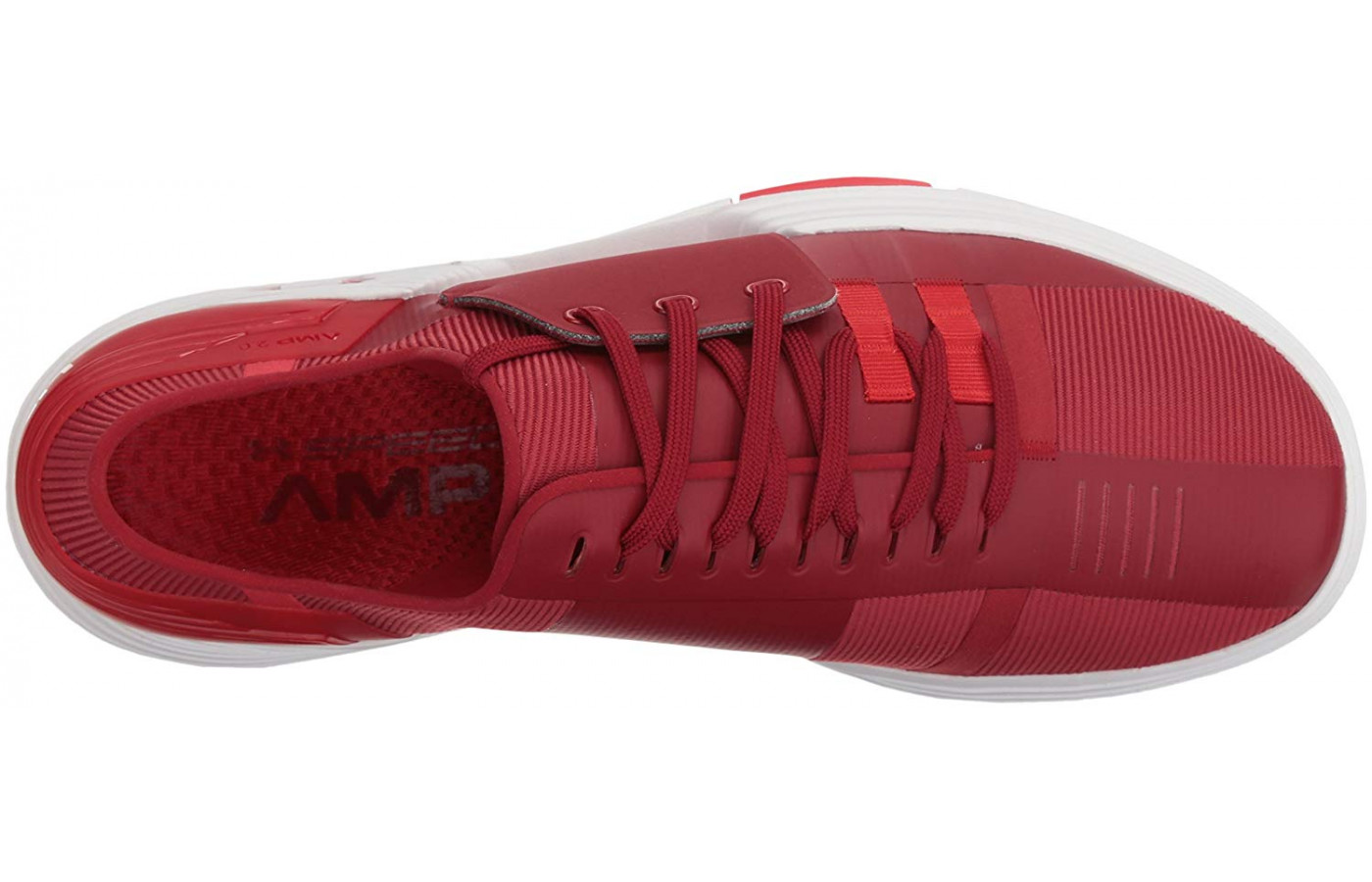 Under Armour Speedform Amp 2.0 Top View