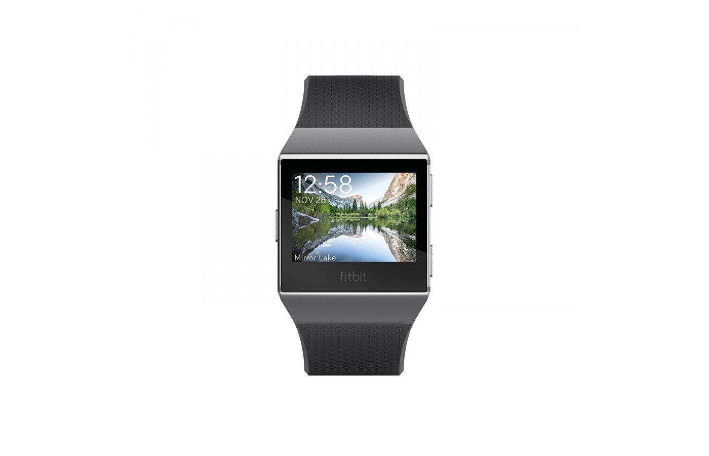 Fitbit Ionic Facing Front smart watch