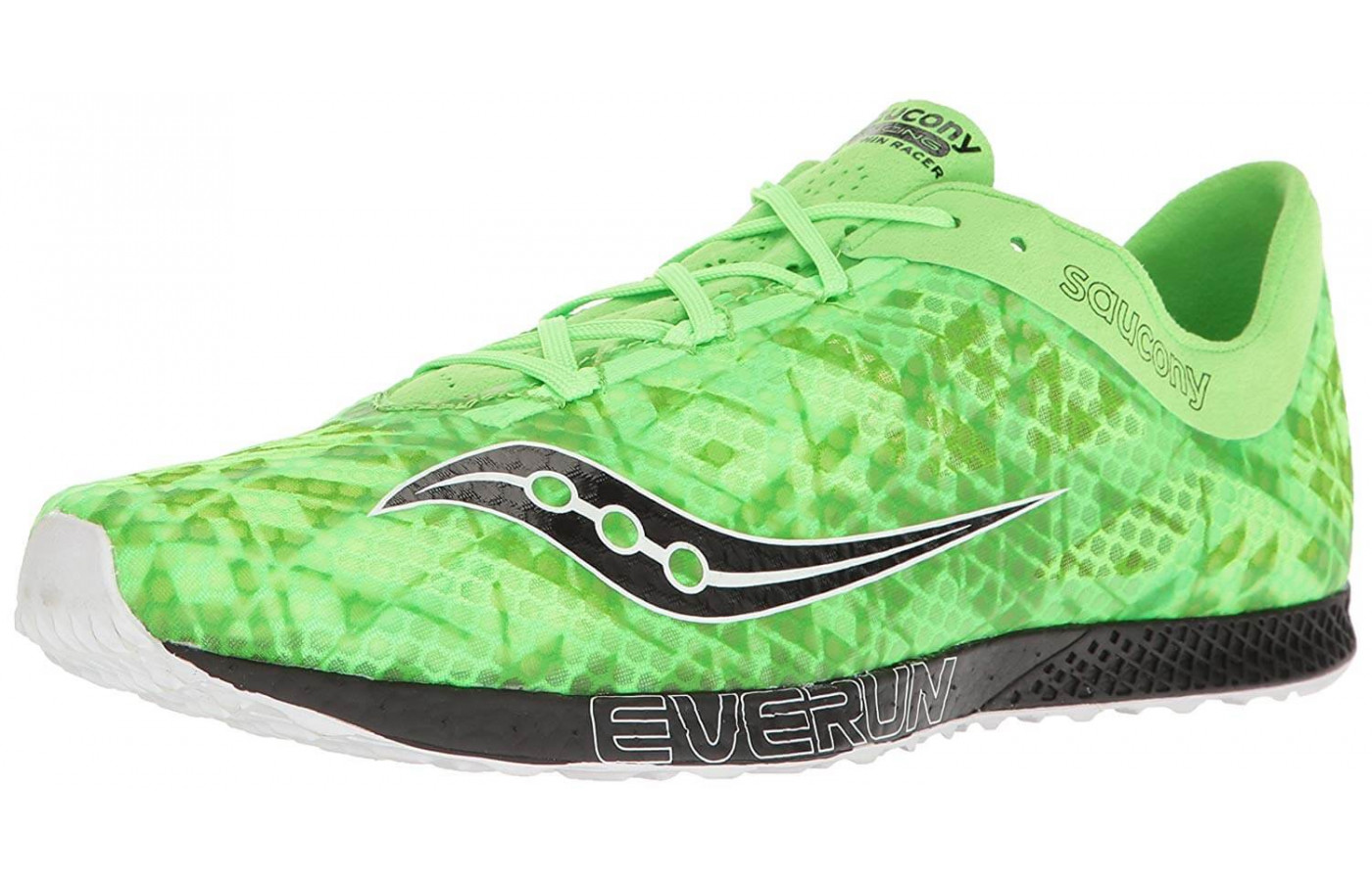 Saucony Endorphin Racer 2 featured angled view