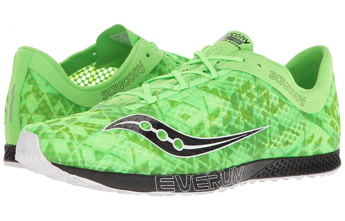 Saucony Endorphin Racer 2 pair sides view