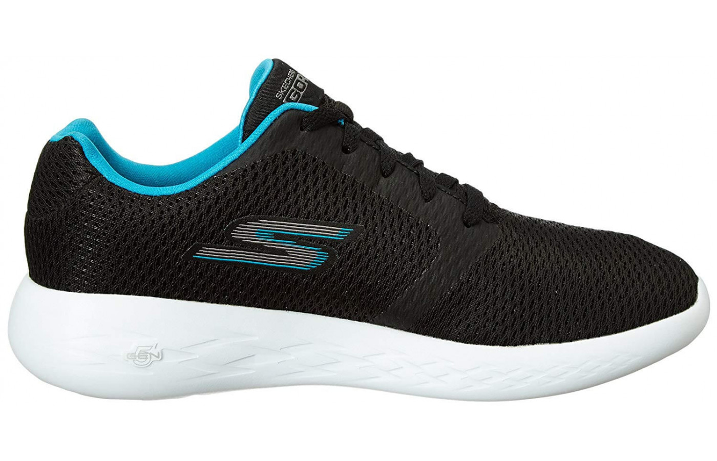 Sketchers GOrun 600 Refine side straight view