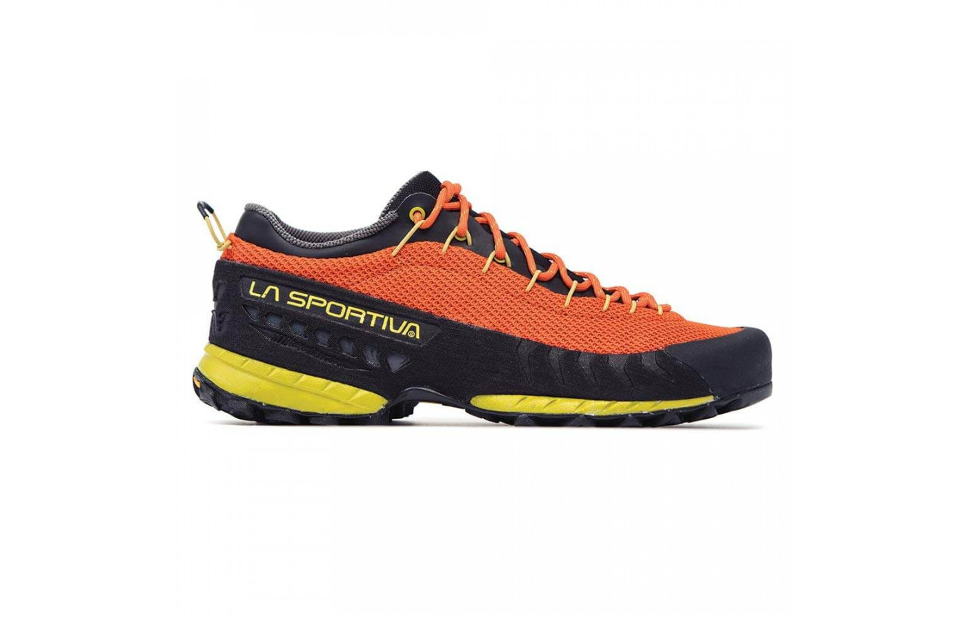 La Sportiva TX3 GTX Hiking Shoe side shoe mens orange feature