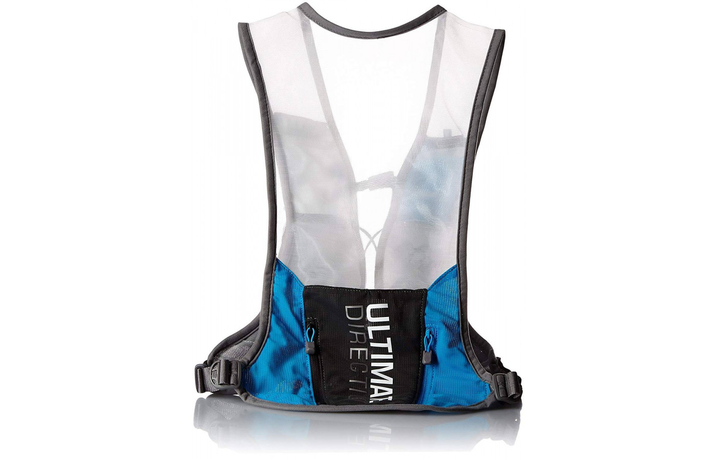 Ultimate Direction To Race Vest 3.0 Back of Vest