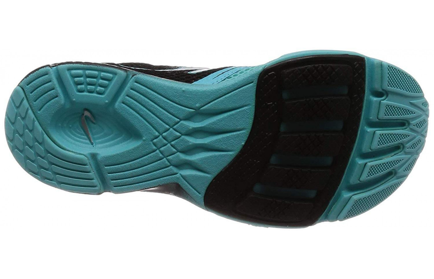 The outsole of Distance 7 aids in responsiveness and flexibility